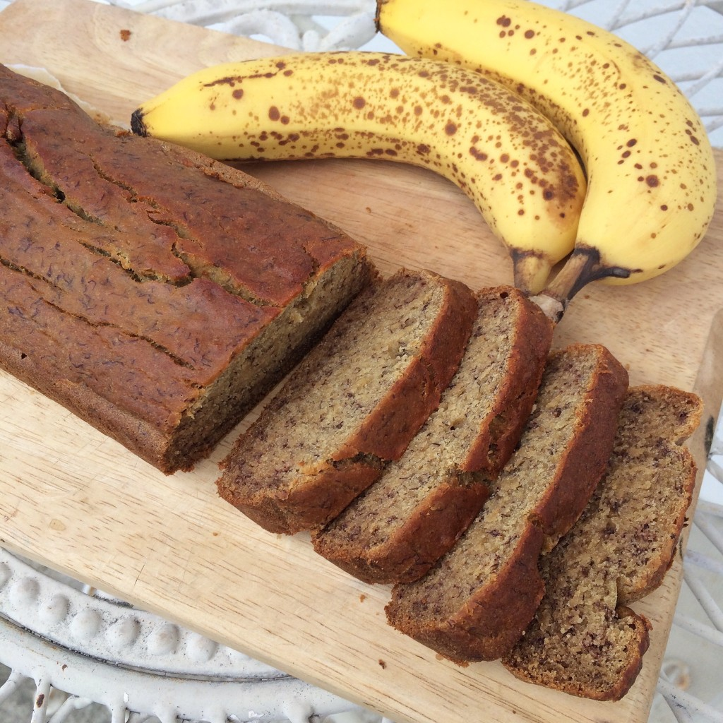 banana bread simple et efficace