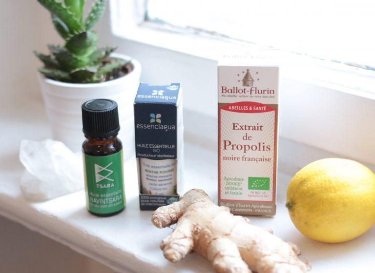 traitements naturels rhume